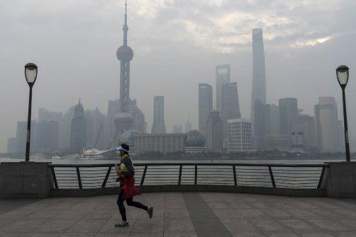 Contaminación ambiental en China