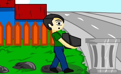 Educación para evitar la contaminación ambiental
