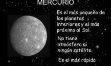 Cuántos satélites tiene Mercurio