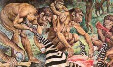 Como era la alimentación en la prehistoria