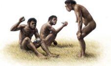 ¿Cómo se comunicaban los humanos en la prehistoria?