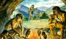 Como se descubrió el fuego en la prehistoria