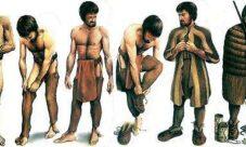 Como se vestían los humanos en la prehistoria