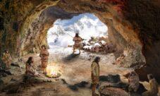 Dónde vivían los humanos la prehistoria