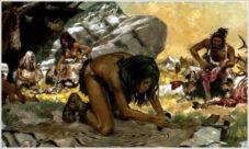 Como vivían en la prehistoria