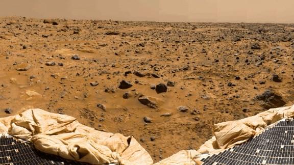 ¿Cómo se formó el planeta Marte?