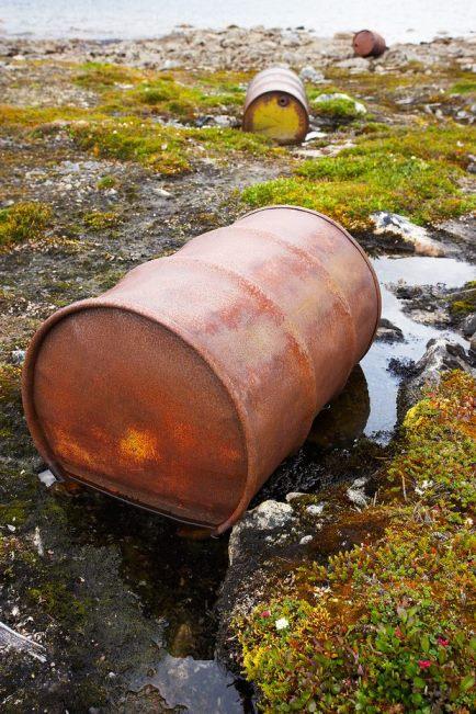 Principales fuentes de Contaminación del Agua