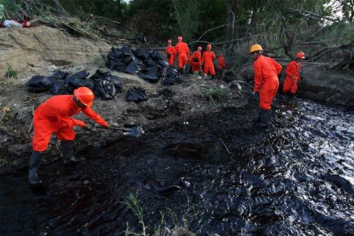 Principales contaminantes del suelo