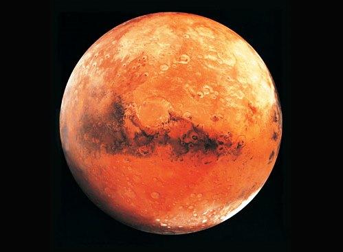 ¿Qué es el planeta marte?
