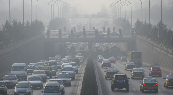 ¿Qué es la contaminación del aire?