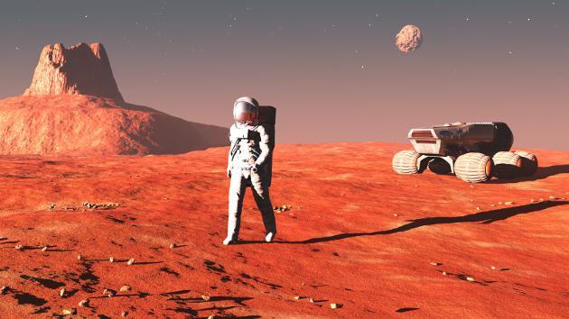 ¿Hay vida en el planeta Marte?