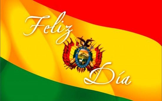 Imágenes de la Bandera de Bolivia con frases