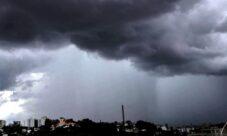 Imágenes de lluvia ácida