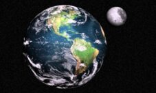 ¿Cuál es la influencia de la Luna sobre la Tierra?