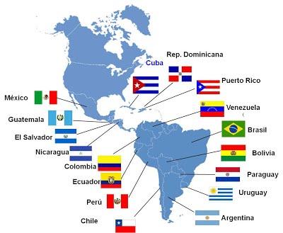 Latinoamérica en la segunda guerra mundial