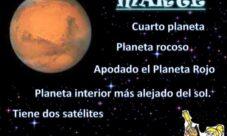Planeta Marte, explicación para niños