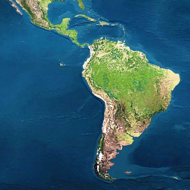 Problemas ambientales en Latinoamérica