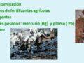 Tipos de contaminación del agua