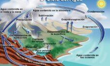 Características del ciclo del agua