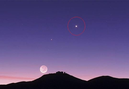 ¿Cómo y cuándo se puede ver el planeta venus?