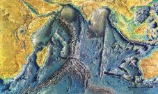 ¿Cómo surgió el Océano índico?