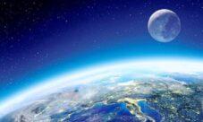 Imágenes de la capa de ozono