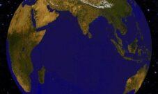 Imágenes del Océano Índico