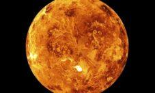 Resumen sobre el planeta Venus