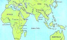 Vertientes del Océano Índico