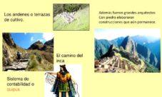 Aportaciones de los incas