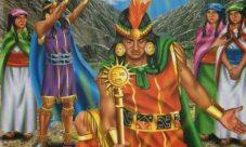 Origen de los incas
