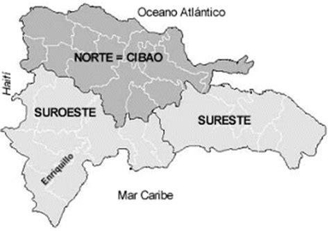 Regiones de la República Dominicana