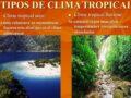 Tipos de climas tropicales